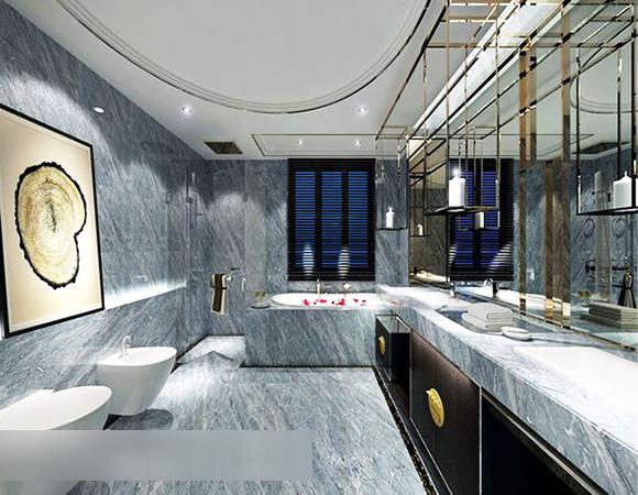 Jane Europe Bathroom Interior 3d Model Max Vray Open3dmodel