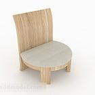 Décor de chaise créative de style japonais