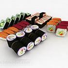 Japanska sushimöbler