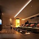 Freizeit Massage Club Interieur