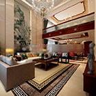Retro Living Room Design Interior