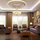 Living Room Sofa Interior
