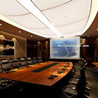 Meeting Room Conference Interior