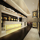 Modern Fashion Bar Counter Interieur
