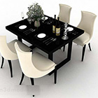 Home Dining Table And Chair