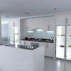 Modern Kitchen Free Design Interior