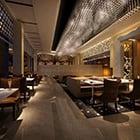 Modern Luxury Restaurant Design Interior
