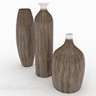Ozdoba wazon ceramiczny nowoczesny styl
