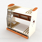 Modern Style Bunk Bed