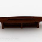 طاولة مستطيلة الشكل حديثة الطراز