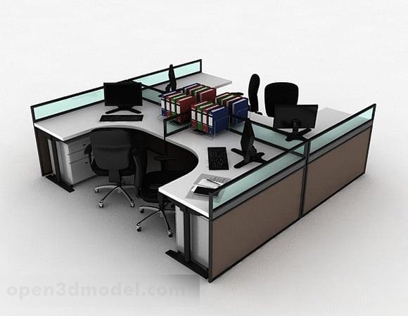 Столы для работы 3d модели работа моделью в новосибирске для девушек без опыта