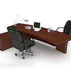 Moderní dřevěné stoly a židle design