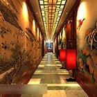 Muzium Aisle Ceiling Interior