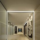 Office Area Corridor Interior