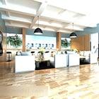 Office Lobby Rest Area Interior