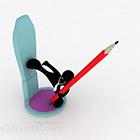 أثاث مكتب شخصية حامل القلم