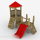 Outdoor Park Playground Slide