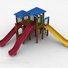Outdoor Park Playground Design