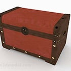 Red Brown Box