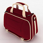 Red Lady Sports Bag