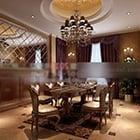 Classic Vip Room Restaurant Design Interior