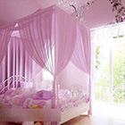 Bedroom Princess Pink Color