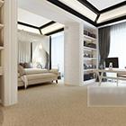 White Study Room Furniture Interior