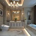 Home Classic Toilet Interior