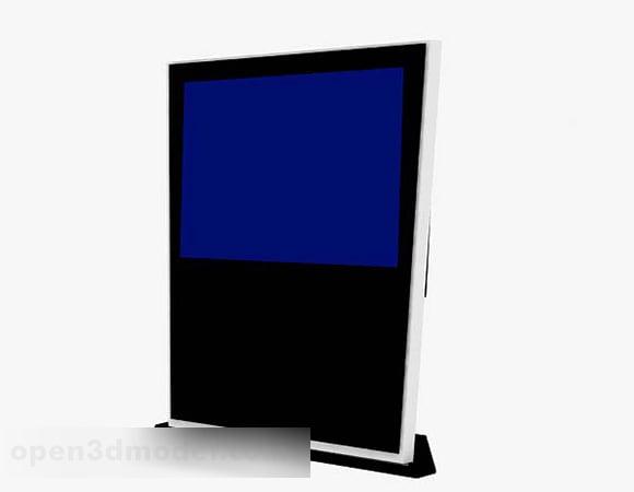Vertical Standing Tv