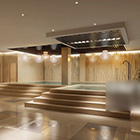 Luxury Villa Pool Interior
