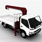 White Crane Vehicle