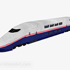 Pengangkutan Kereta Api Berkelajuan Tinggi Putih