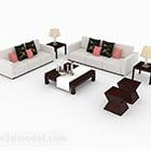 Home Modern Sofa Set