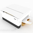 Pencetak Putih Kecil