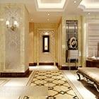 Lyxig lägenhet Design Interiör