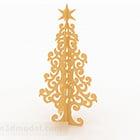 Hollow Pattern Christmas Tree