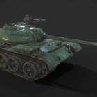 Советский боевой танк