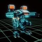 Mech Robotron Robot