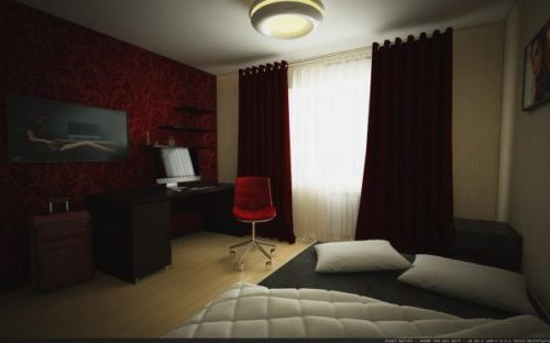 Bedroom Interior V6