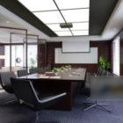 Meeting Room Modern Style Interior