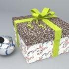 Modern Gift Box