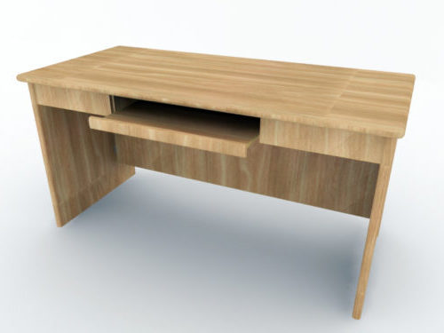 Computer Table With Drawer V1