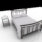ベッド鉄フレーム