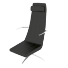 Kerusi Sofa Moden Belakang Tinggi