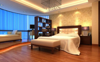 Gorgeous Bedroom Interior