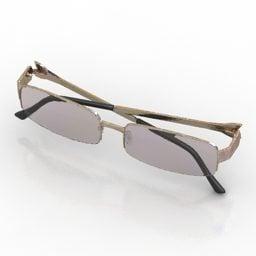 Fashion Glasses V1 Free 3d Model 3ds Gsm Open3dmodel