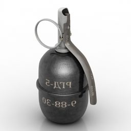 Grenade Weapon Military