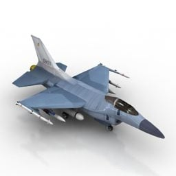 Aircraft F16 Fighter Plane
