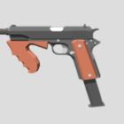 1911 Pistolet Lebman Pistol Gun