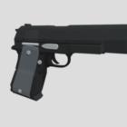 1911 Pistol Gun